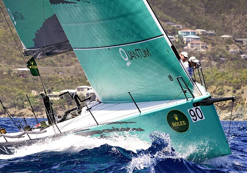Vesper (Photo by Rolex / St. Thomas Yacht Club / Ingrid Abery)